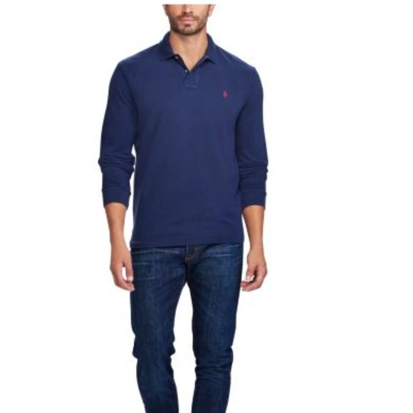2384b144 Polo by Ralph Lauren Shirts | Polo Ralph Lauren Custom Slim Fit Mesh ...